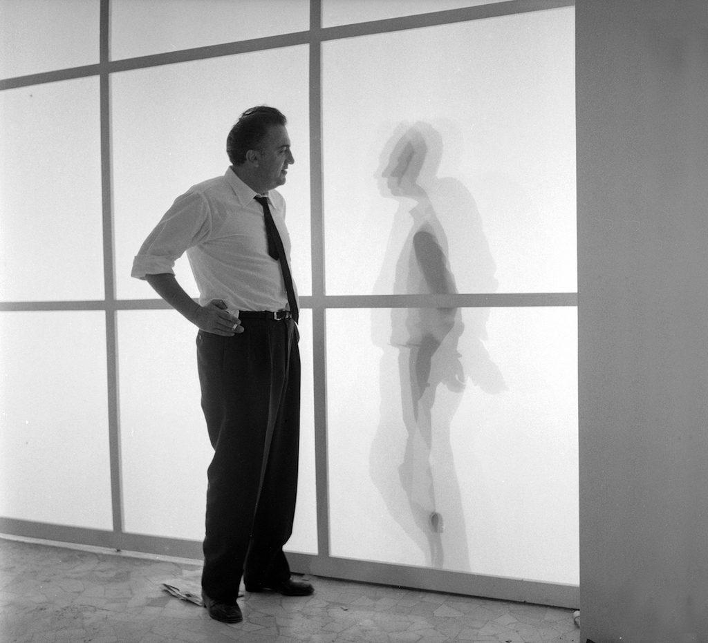 O cérebro (e a caminhada) de Guido Anselmi