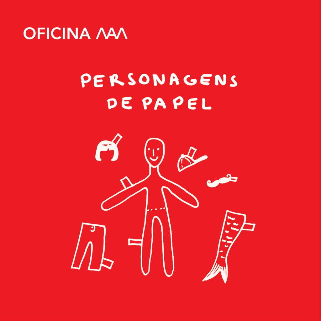 Personagens de papel