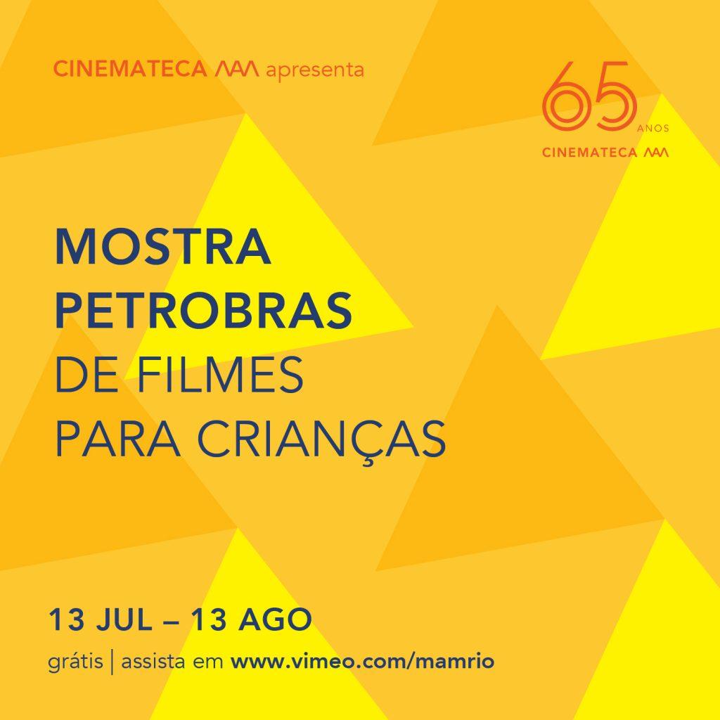 Mostra Petrobras de filmes para crianças