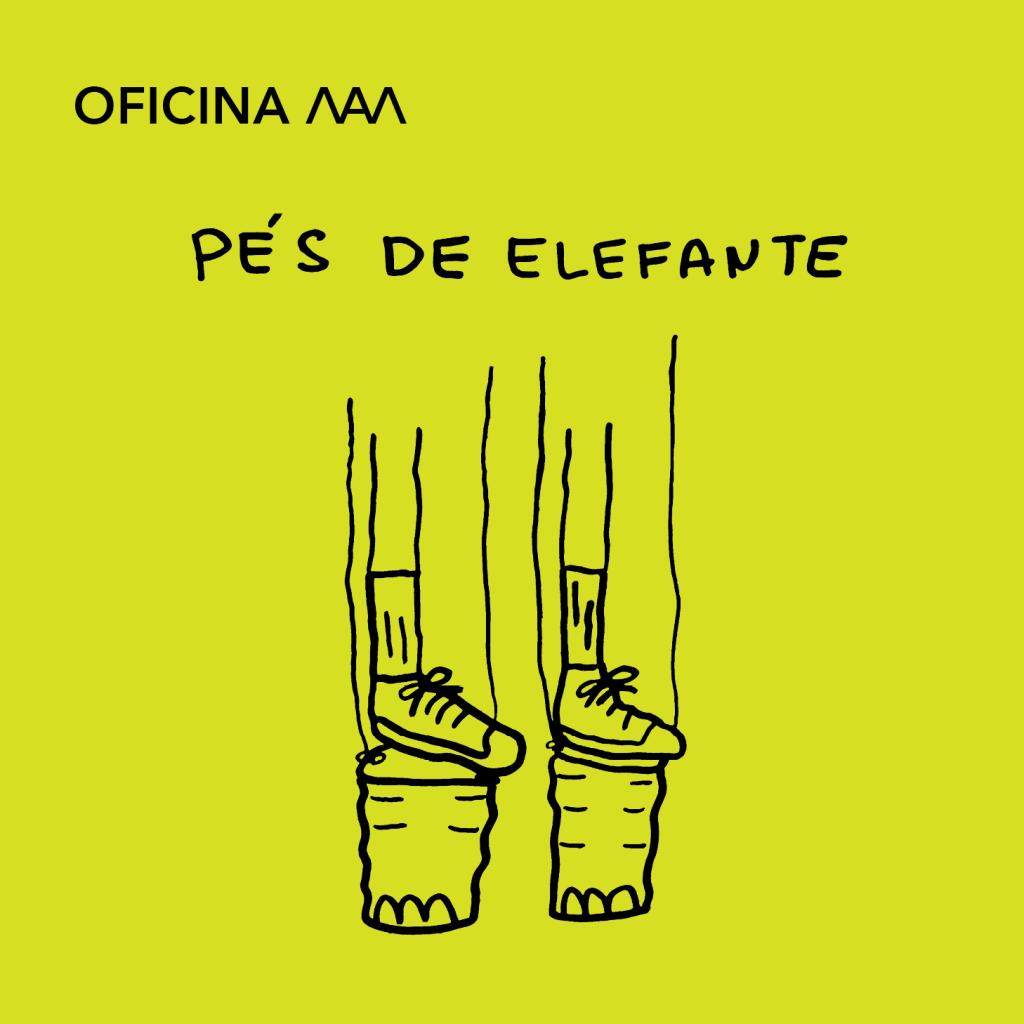 Pés de elefante